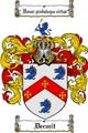 Thumbnail Dermit Family Crest  Dermit Coat of Arms