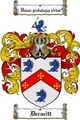 Thumbnail Dermitt Family Crest  Dermitt Coat of Arms