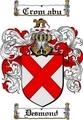 Thumbnail Desmond Family Crest  Desmond Coat of Arms