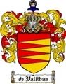 Thumbnail Devallibus Family Crest  Devallibus Coat of Arms