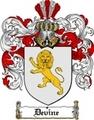 Thumbnail Devine Family Crest  Devine Coat of Arms