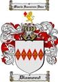 Thumbnail Diamond Family Crest  Diamond Coat of Arms