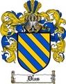 Thumbnail Dias Family Crest  Dias Coat of Arms