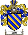 Thumbnail Diaz Family Crest / Diaz Coat of Arms