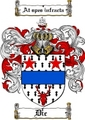 Thumbnail Dic Family Crest  Dic Coat of Arms