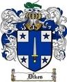 Thumbnail Dikes Family Crest  Dikes Coat of Arms