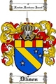 Thumbnail Dikson Family Crest  Dikson Coat of Arms