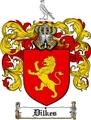 Thumbnail Dilkes Family Crest  Dilkes Coat of Arms