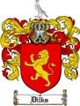 Thumbnail Dilks Family Crest  Dilks Coat of Arms