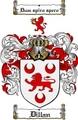 Thumbnail Dillan Family Crest  Dillan Coat of Arms