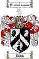Thumbnail Dobb Family Crest  Dobb Coat of Arms
