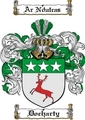 Thumbnail Docharty Family Crest  Docharty Coat of Arms