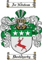 Thumbnail Dockharty Family Crest  Dockharty Coat of Arms