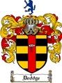 Thumbnail Doddge Family Crest  Doddge Coat of Arms