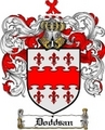 Thumbnail Doddsan Family Crest  Doddsan Coat of Arms