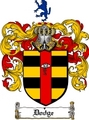Thumbnail Dodge Family Crest  Dodge Coat of Arms