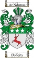 Thumbnail Doherty Family Crest  Doherty Coat of Arms