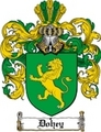 Thumbnail Dohey Family Crest  Dohey Coat of Arms