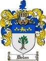 Thumbnail Dolan Family Crest  Dolan Coat of Arms