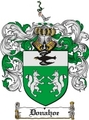 Thumbnail Donahoe Family Crest  Donahoe Coat of Arms