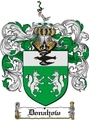 Thumbnail Donahow Family Crest  Donahow Coat of Arms