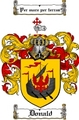 Thumbnail Donald Family Crest  Donald Coat of Arms