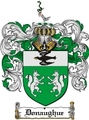 Thumbnail Donaughue Family Crest  Donaughue Coat of Arms