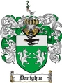 Thumbnail Donighue Family Crest  Donighue Coat of Arms