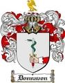 Thumbnail Donnavon Family Crest  Donnavon Coat of Arms