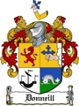 Thumbnail Donneill Family Crest  Donneill Coat of Arms