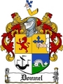 Thumbnail Donnel Family Crest  Donnel Coat of Arms