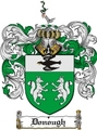 Thumbnail Donough Family Crest  Donough Coat of Arms