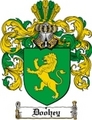 Thumbnail Doohey Family Crest  Doohey Coat of Arms