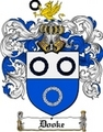 Thumbnail Dooke Family Crest  Dooke Coat of Arms