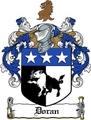 Thumbnail Doran Family Crest  Doran Coat of Arms