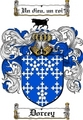 Thumbnail Dorcey Family Crest  Dorcey Coat of Arms