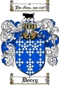 Thumbnail Dorcy Family Crest  Dorcy Coat of Arms