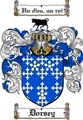 Thumbnail Dorsey Family Crest  Dorsey Coat of Arms