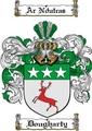 Thumbnail Dougharty Family Crest  Dougharty Coat of Arms