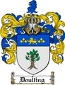 Thumbnail Doulling Family Crest  Doulling Coat of Arms