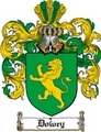 Thumbnail Dowey Family Crest  Dowey Coat of Arms