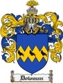 Thumbnail Dowman Family Crest Dowman Coat of Arms Digital Download