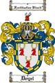 Thumbnail Doyel Family Crest  Doyel Coat of Arms