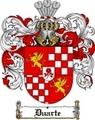 Thumbnail Duarte Family Crest  Duarte Coat of Arms