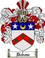 Thumbnail Dubose Family Crest  Dubose Coat of Arms