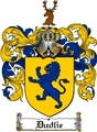 Thumbnail Dudlie Family Crest  Dudlie Coat of Arms