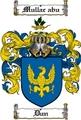 Thumbnail Dun Family Crest  Dun Coat of Arms