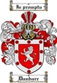 Thumbnail Dunbarr Family Crest  Dunbarr Coat of Arms