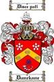 Thumbnail Dunckane Family Crest  Dunckane Coat of Arms