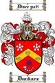 Thumbnail Dunkane Family Crest  Dunkane Coat of Arms